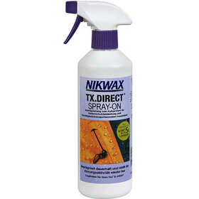 Nikwax TX.Direct - 500 ml violeta/blanco